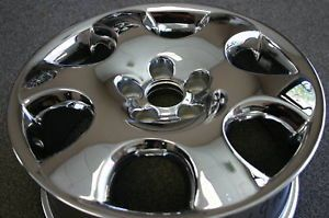 "Chrome VW Beetle Wheel Rim ""Eraser"" Part 69763"