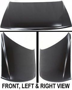 Primered New Hood Mitsubishi Montero Sport 2004 2003 2002 2001 99 Car MR241919