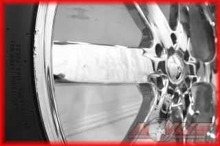 "24"" U2 55S B Chrome Custom Wheels Tires Chevy Tahoe Silverado GMC Yukon 6x139 7"