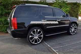 "22"" Lexani Lust CH for Land Range Rover Wheels and Tires Rims HSE Sports"