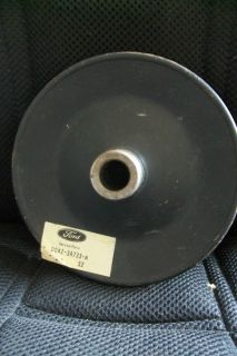 Ford 1960's Power Steering Pulley D0AZ3A733 A Fullsize Ford