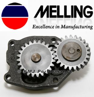 Melling M251 Oil Pump Dodge RAM Cummins Diesel 2500 3500 5 9L OHV Turbo Charged