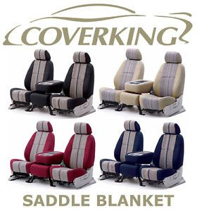Dodge RAM Truck 150 1500 Coverking Saddle Blanket Custom Seat Covers