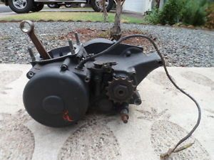 YZ It DT 400 1976 1977 1978 1979 76 77 78 79 Yamaha Engine Motor Vintage Drive