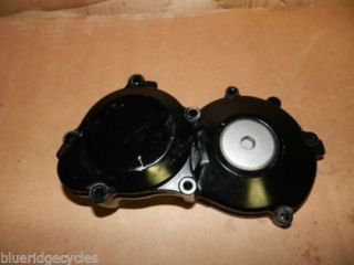 00 03 Suzuki GSXR 750 Right Engine Motor Starter Cover GSXR750 2000 2001 2000