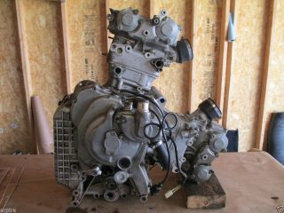 Ducati 2001 748 Superbike Motor Engine Transmission