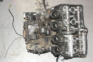 89 90 Kawasaki ZX7 ZX750 Ninja Engine Motor Parts