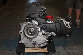 Ducati 749s 2004 Engine Motor Components Fresh Valve Service New Belts