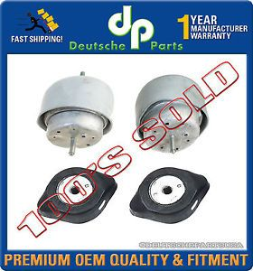 Audi A4 Quattro VW Passat 1 8 L4 Engine Motor Transmission Mount Mounts