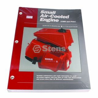 Service Shop Manual Small Air Cooled Engine Vol 1