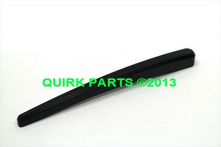 2010 2013 Chevy Equinox GMC Terrain Rear Wiper Arm Plastic Cover New