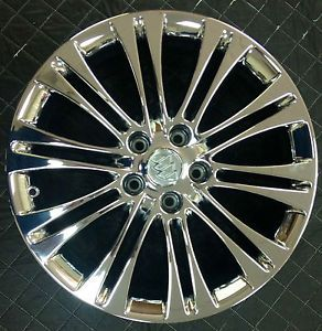 "Buick Verano 18"" PVD Chrome Wheels"