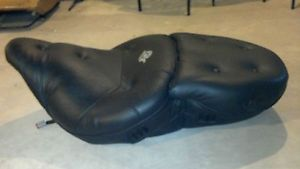 Harley Ultra Classic Road Zeppelin Air Seat