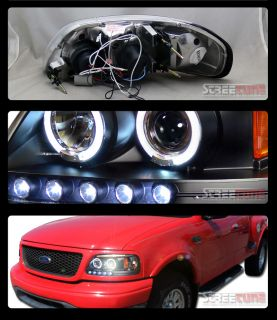 Ford F150 HID Head Lights