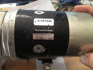 Remanufactured Denso 9712809 021 Starter Cummins Bluebird Case Skid Steer FL 60