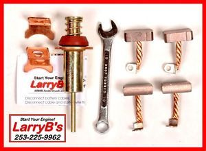 89 93 Dodge Diesel 5 9L Cummins Denso Starter Easy Rebuild Kit