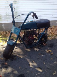 Rupp Style  Minibike Vintage Mini Bike No