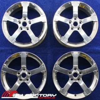 "Chevrolet Equinox Captiva Sport 17"" 2007 2008 2012 Rims Wheels Set Four 5274"