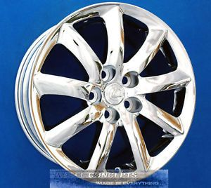 Lexus LS460 18 inch Chrome Wheels Rims LS 460