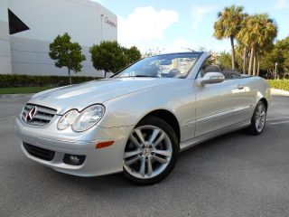 2006 Mercedes Benz CLK 350 Low Miles Clean Carfax
