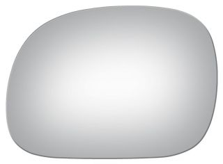 97 04 Ford F150 F150 Heritage F250 F350 Driver Left Side View Mirror Glass 2705