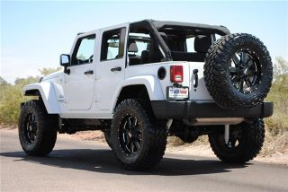 Lifted 2013 Jeep Wrangler Sport Unlimted 4x4 with A Hard Top Lifted Jeep Sport