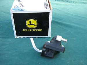 John Deere Kohler Engine Fuel Pump