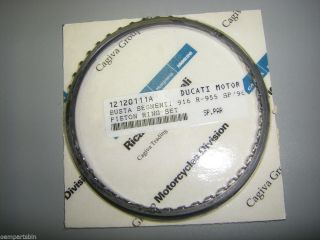 Ducati 916 Piston Ring Set 12120111A