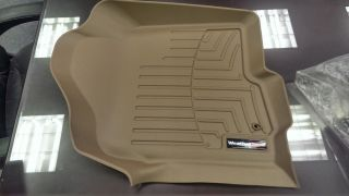 Chevy GMC Cadillac Front WeatherTech Floor Mats Front