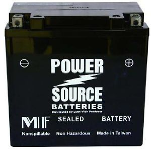 2008 2010 Harley Davidson VRSC V Rod 1250 Motorcycle High Performance Battery