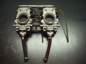 2001 01 Polaris RMK 800 Non VES Snowmobile Engine Carbs Carburetor Carb
