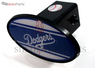 "Los Angeles Dodgers MLB Tow Hitch Cover Car Truck SUV Trailer 2"" Receiver Plug"
