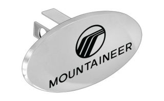 Mercury Mountaineer Metal Trailer Hitch Cover Plug