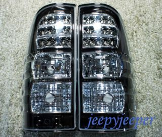 Eagle Eye LED Tail Light Lamp Toyota Hilux MK6 SR5 Vigo