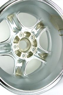 2011 Jeep Grand Cherokee OEM Wheels
