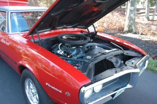 1968 RAM Air Pontiac Firebird Classic Muscle Collector RARE Cruise Show Tribute