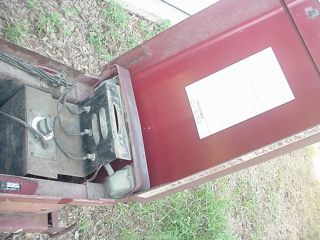 Wheel Horse Elec Trac Electric Lawn Garden Tractor for Parts