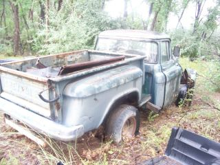1955 1956 19 Chevrolet Chevy Pickup Truck Bed 80""