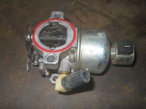 Briggs Stratton Lawn Mower Engine Carburetor 14 18HP