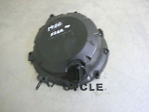 2009 2011 Yamaha FZ6R Clutch Cover Plate Engine Motor Perfect 1486