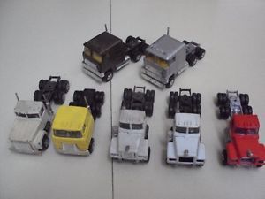 Ertl Semi Junk Yard Parts Lot 7 Trucks Mack International Ford