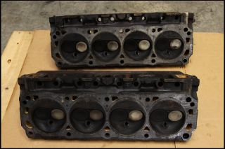 93 94 95 Ford Mustang SVT Cobra 5 0 GT40 Cylinder Heads Fit 79 01 SBF 302
