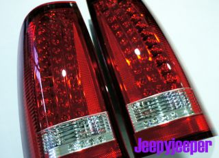LED Tail Light Lamp Vland Toyota Hilux MK6 MK7 Vigo Champ SR SR5 Smoke Red 2012