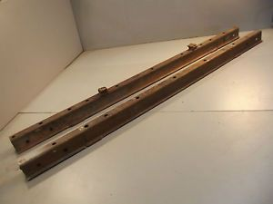 1955 GMC Truck Bed Support Rails 1956 1957 Chevy Chevrolet 1959 1958