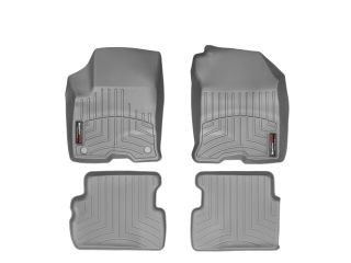 Weathertech® Floor Mats Floorliner Ford Focus 2010 2011 Grey