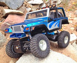 RC Car Buggy Truck Nylint 1 16 Nikko Jeep Rock Crawler Project Parts Restore Fix