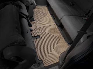 Weathertech® All Weather Floor Mats 2005 2010 Honda Odyssey Tan