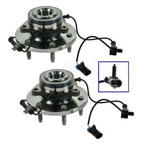 TIMKEN SP550311 06 08 Hummer H3 Front Wheel Bearing Hub Pair Set of 2 New
