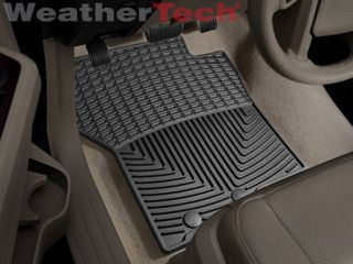 Weathertech® All Weather Floor Mats Ford Expedition 2011 2013 Black