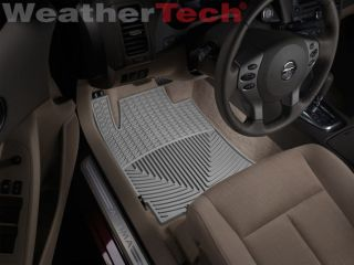 Weathertech® All Weather Floor Mats Nissan Altima Coupe 2007 2013 Grey